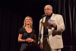 "James Earl Jones and Zoe Carides ""It's YOU, Punk Rock!"""